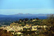 Cadenet en Luberon / Pictures of Cadenet, village in Provence