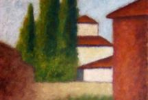Ottone Rosai / Italian painter (1895-1957)