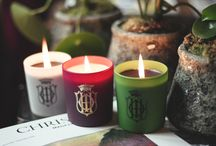 #CANDLES / Sisley candles pleasantly fragrance a room in an intense yet refined way and create a unique and relaxing atmosphere.