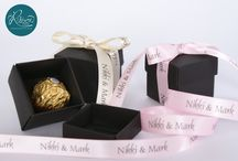 Personalised Ribbon / Things you can do with custom printed ribbon