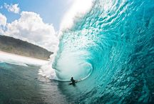 Surfing Oahu / Cool surf photos from around Oahu