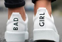That things thats you wear on your feet