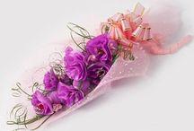 fiori di caramelle
