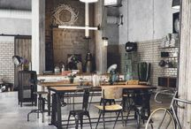 Arquitetura - Estilo Industrial