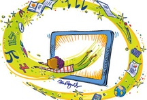 Fabulous FableVision / I am a crazed fan when it comes to all things FableVision and Peter Reynolds.  Luckily, there's a nicer way to say Crazed Fan - I am a FableVision Ambassador!