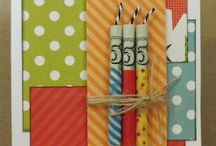 Birthday Cards / by Cheryl Stangel