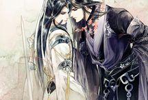 Yaoi / Яой и все,что может быть с ним связано (На мое усмотрение) и прочие арты