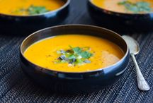 Soup recipes to try