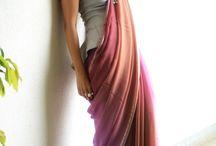 Saree Sari / The quintessential #Indian garment the #saree eternally elegant and graceful saree