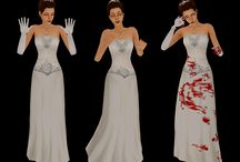 Sims 2 - CAS - Clothing - Formal