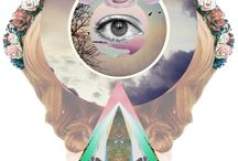 :: PSYCHEDELIC ART :: / A collection of some inspirational psychedelic art from around the world.  / by StyleGlider