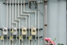 pipe / tube 配管