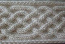 cable stitch knit