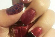 My nail art♥