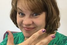 Jamberry on Hands #thinksocial #Jamberry #nailart / These are the Jamberry Wraps I have put on my hands! Picking just one is a challenge! #thestruggleisreal