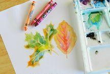 Monthly kids art class