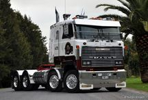 CUSTOM RIGG TRUCK'S / Customized big rig trucks,mild to wild / by FAST EDDIE