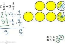 Subtracting mixed numbers by renaming 6.5 (6th grade)