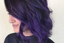 ♛ VIOLET HAIR ♛