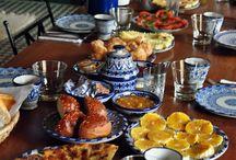 Mimuna Table