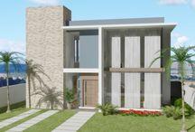 Loft / Ambientes desenhados pelo site www.seusonhodesenhado.com