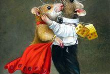 мыши-крысы