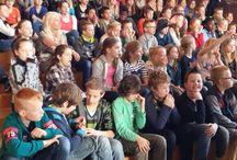 Obs De Wijde Veert / Een openbare basisschool in Noord Scharwoude.