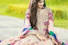 bridal / thanks for collaborate  invite more plx