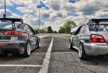 Subaru Vs Evo