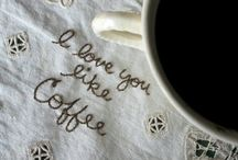 Coffee, it's holy grail ;o) / by Jan, blogging at... {jancooks.blogspot.com}