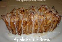 Bread & Muffin Recipes / by Amy Thobe