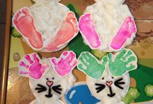 Easter crafts / by Rachel Alexandria