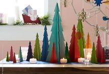 Deck the Halls / Make the holidays even happier with with these Design Ideas products.