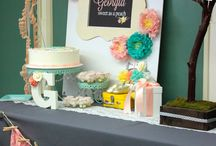 Mogola baby shower