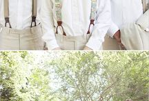 Outfit ideas for grooms and ushers