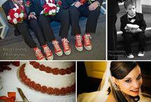 A&E wedding / by Iona Henderson