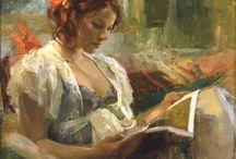 Reading makes me HAPPY!