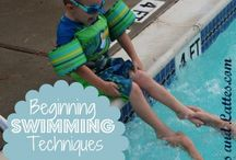 Summer activities / by Heather Brooke Sims