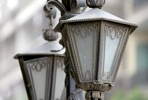 Ornamental Lamposts