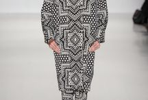 M.A.R.A. H.O.F.F.M.A.N. / Every now and then I become obsessed with a designer. Right now it is Mara Hoffman. Mercedes-Benz Fashion Week Fall 2014. This collection is incredible!