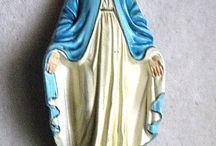 聖母、イコン、Etc