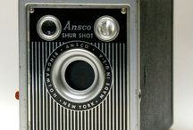 Ansco / Ansco was an American manufacturer of camera equipment in Binghamton, New York. In the 19th century its predecessor E. & H.T. Anthony Co. was the largest distributor of photography supply in the U.S.A. In 1902 it was merged with Scovill & Adams into Anthony & Scovill, this name being abbreviated to Ansco. Camerapedia)