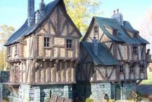 model huis