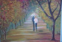 yağlı boya tablo
