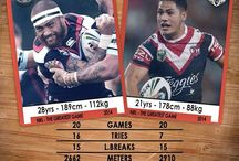 Gamebreakers / Exciting player match-ups for Vodafone Warriors matches in the NRL