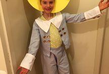 World Book Day children's dress up ideas