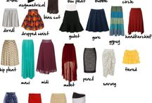 Skirt patterns
