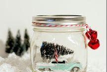 Ötletek Karácsonyra! (: / Karácsonyi dekorációk
