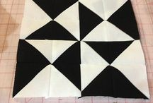 Quilting - Black & White