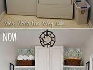 Laundry room/kitchen